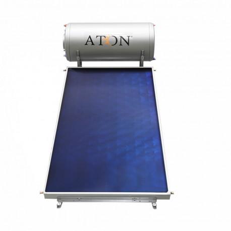 IMPIANTO SISTEMA SOLARE ATON CIRCOLAZIONE NATURALE 160 lt - 2.37 mq